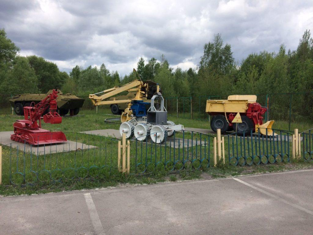 czarnobyl-maszyny