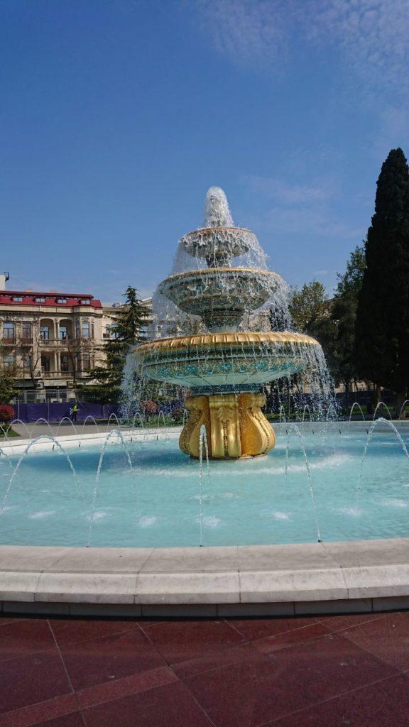 baku-fontanna