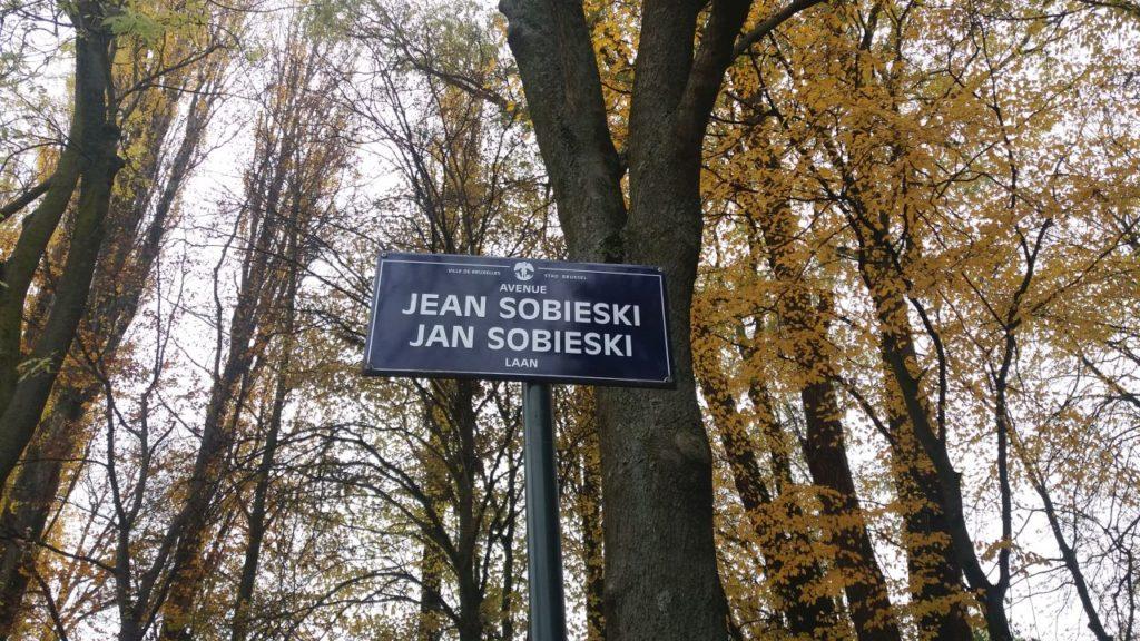 bruksela-jan-sobieski-ulica