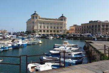 syrakuzy-sycylia-port