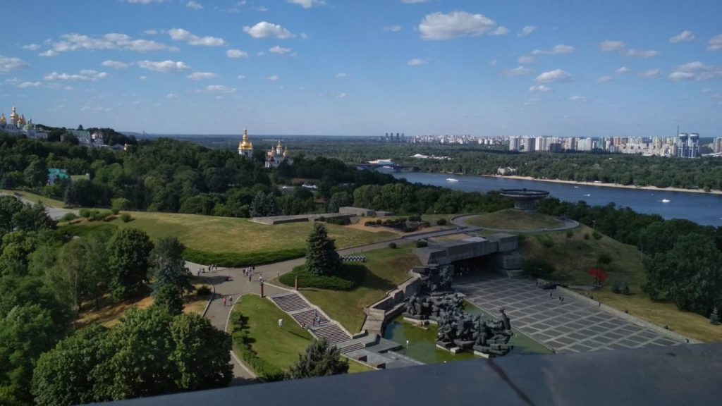 kijow-panorama