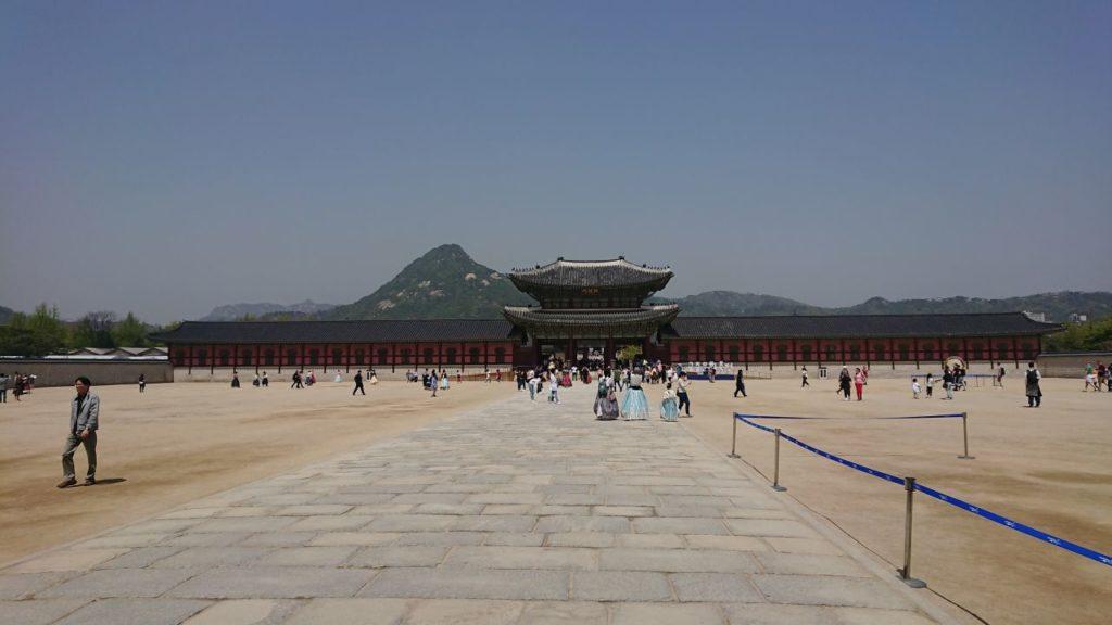 gyeongbokgung-palac