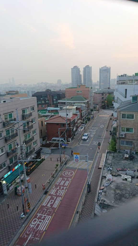 widok-seoul-city-walls